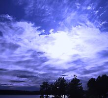 Sky in Blue by PerfectlyDamned