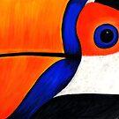 Toucan by Margaret Sanderson