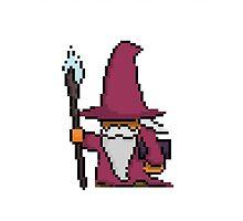 Pixel Wizard by Payce Lyons