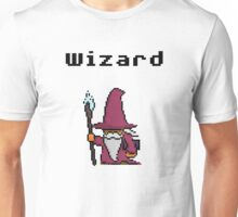 Pixel Wizard Unisex T-Shirt