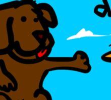 Yea Dog! Sticker