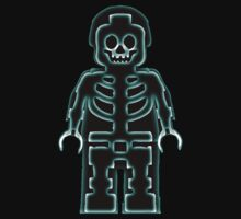 Lego Minifig X-ray by Scissorman