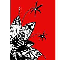 Happy Fish  Photographic Print