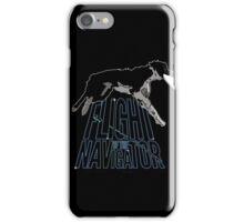 Flight of the Navigator #2 iPhone Case/Skin