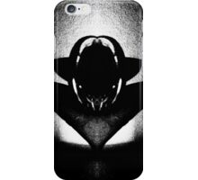 Black and white photo art iPhone Case/Skin