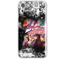 JoJos Bizarre Adventure - Adventure To Dio iPhone Case/Skin