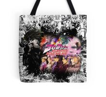 JoJos Bizarre Adventure - Adventure To Dio Tote Bag