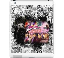 JoJos Bizarre Adventure - Adventure To Dio iPad Case/Skin