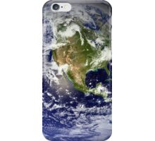 EARTH - USA/CANADA/CENTRAL AMERICA WESTERN HEMISPHERE iPhone Case/Skin
