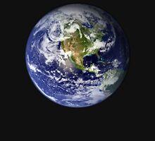 EARTH - USA/CANADA/CENTRAL AMERICA WESTERN HEMISPHERE Unisex T-Shirt