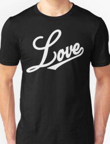 Love [Streetwear] [White Ink] T-Shirt
