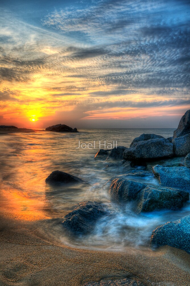 On the Rocks by Joel Hall