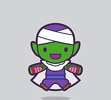FunSized Piccolo by papyroo