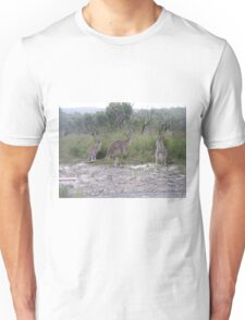 Three Roo's Unisex T-Shirt