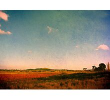 Dangars Lagoon, Northern Tablelands, NSW, Australia Photographic Print