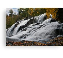 Bond Falls New Canvas Print