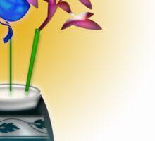 Vase Sticker