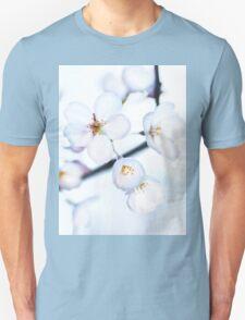Flowers of Japanese cherry blossom art photo print T-Shirt