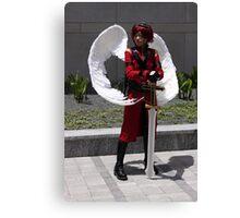 The Noble Angel  Kawaii! Canvas Print