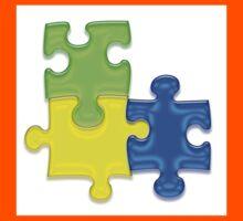 Puzzle Kids Tee