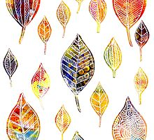 Autumn Leaves by scatterlings