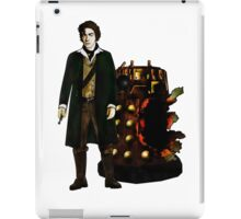The War Doctor and Dalek iPad Case/Skin