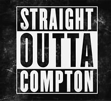 Straight Outta Comptom by AusCred