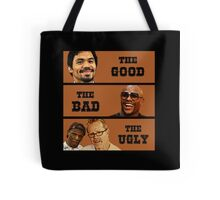Pacquiao vs. Mayweather May 2nd Fight T Shirt Tote Bag