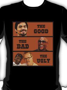 Pacquiao vs. Mayweather May 2nd Fight T Shirt T-Shirt