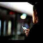 Waiting for your text message. by luicheukfung