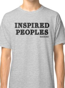 Inspired Peoples [V2] Classic T-Shirt