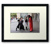 Hellsing Group Photo Framed Print