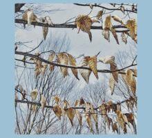 Birds On A Wire Kids Tee
