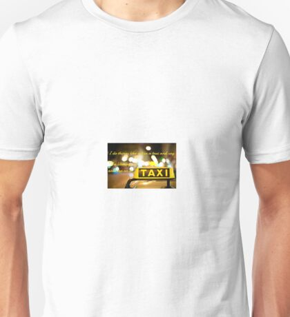 The library, and step on it! Unisex T-Shirt