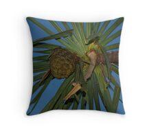 Pandanus Phantastic Throw Pillow