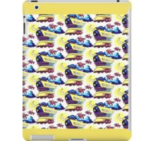 Blast from the past! iPad Case/Skin