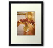Still Life with Quiet Moments Framed Print