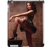 Elle Tyler Corset & Cuffs iPad Case/Skin