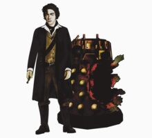Doctor Who - The War Doctor and Exploded Dalek Kids Clothes