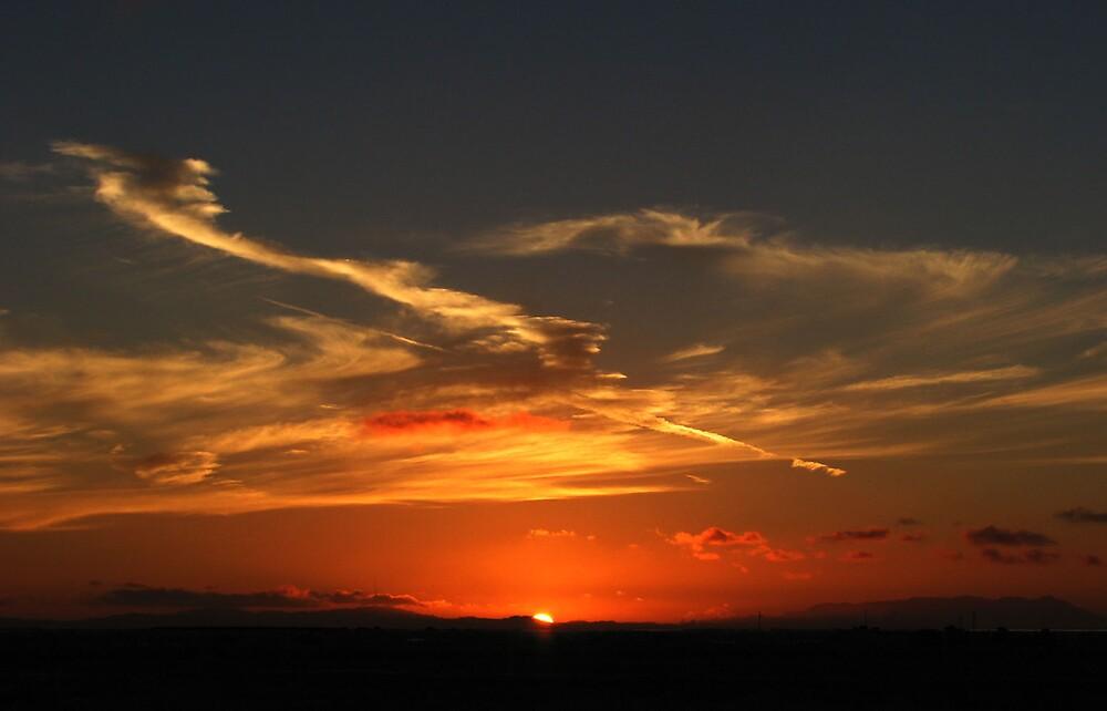 Sunset by tabusoro