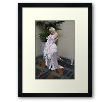 Chi from Chobits Framed Print