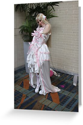 Chi from Chobits by Okeesworld