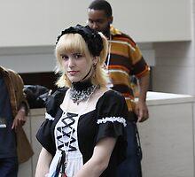 Goth Maid by Okeesworld
