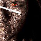 Aboriginal woman by Martin Dingli