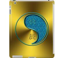 Aquarius & Dragon Yang Water iPad Case/Skin