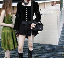 Gothic Lolita by Okeesworld