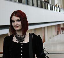 Gothic Lolita   Close-up by Okeesworld