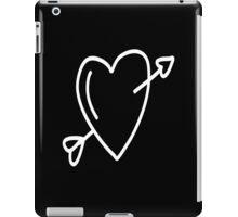 Have valentine's day Funny Geek Nerd iPad Case/Skin