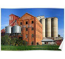 Corowa Flour Mill Poster
