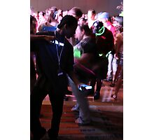 Crave the Rave  Motion Sickness Photographic Print